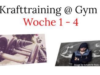 Krafttraining für Anfänger GymKRAFTTRAINING ANFÄNGER - Kostenloser Trainingsplan ✔️
