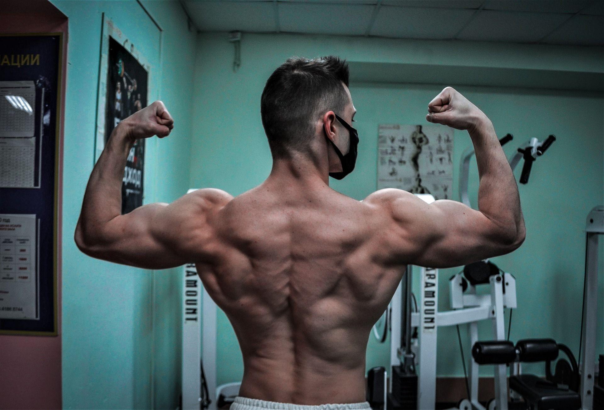 Nacken Muskelaufbau Übungen