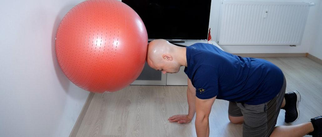 Oberes gekreuztes Syndrom Übung